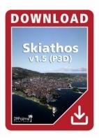 Skiathos P3D V3 V4