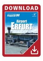 Airport Erfurt P3D V4