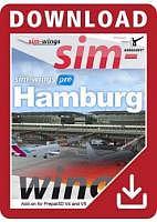 Hamburg P3D V4 V5