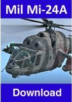 Mil Mi-24A Hind-B