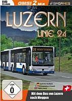 Luzern Linie 24 OMSI2