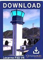 Airport Locarno P3D V4 english