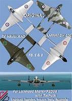 VAMPIRE DH-100 ORIGINAL P3D4