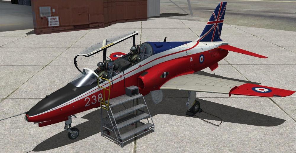 Hawk T1/A Advanced Trainer - Flugzeuge - Mailsoft
