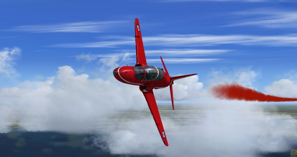 Hawk T1/A Advanced Trainer - Neue Downloads - Mailsoft