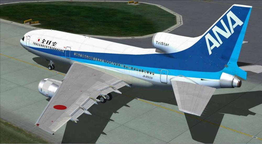 L-1011 TriStar Livery Pack Bundle - Jets - Mailsoft