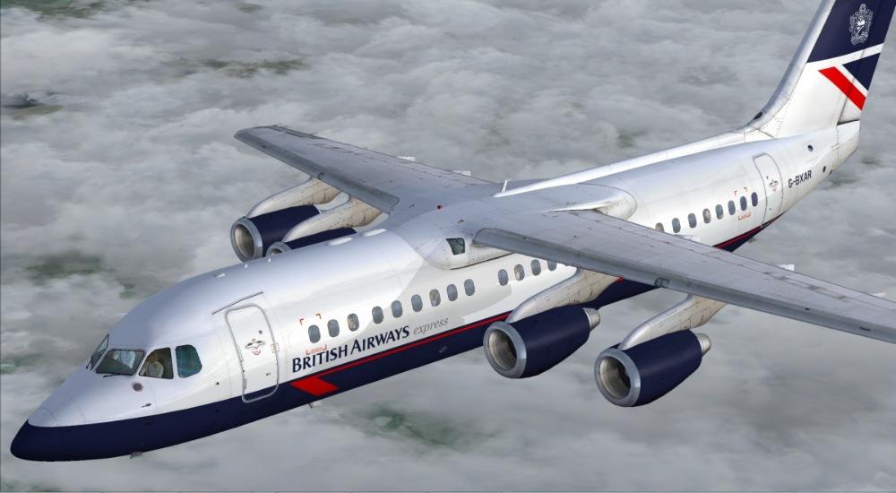 146-200/300 Jetliner - Neue Downloads - Mailsoft